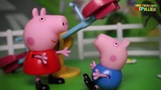 Мультфильмы с игрушками для самых маленьких детей развивающие!