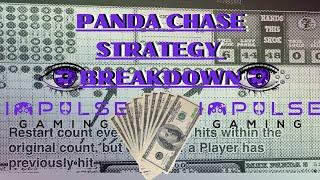 EZ BACCARAT - Panda Chase Breakdown #4