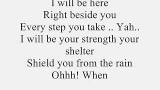 Right Here (Departed) -*Sung By Kids* - Lyrics/Karaoke