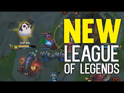 Imaqtpie - NEW LEAGUE OF LEGENDS! (EXCLUSIVE PBE COVERAGE) thumbnail