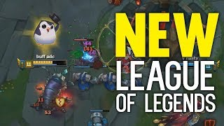 Imaqtpie - NEW LEAGUE OF LEGENDS! (EXCLUSIVE PBE COVERAGE)