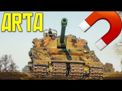 ARTA MAGNET ► World of Tanks Object 279 e Gameplay