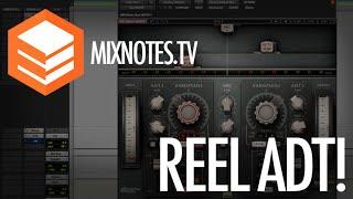 Mixing Rap Vocals - Waves Reel ADT