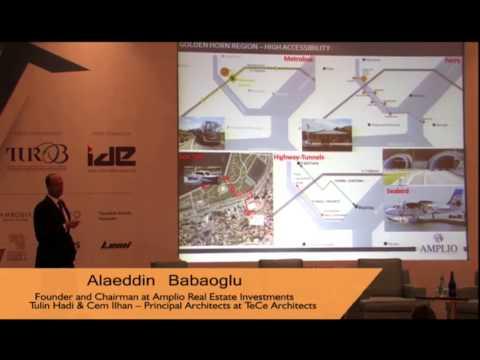 Alaeddin Babaoglu - Iconic Project Showcase (DM Turkey 2014)