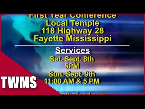 Mississippi Locations and Dates *NEWS UPDATE* from YouTube · Duration:  31 seconds