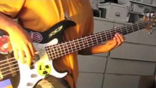 Eraserheads - Fruitcake Bass Cover