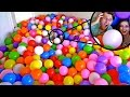 ULTIMATE 2,100 BALLOONS PRANK ON GIRLFRIEND! (BIRTHDAY PRANK, SHE FREAKED!!!)