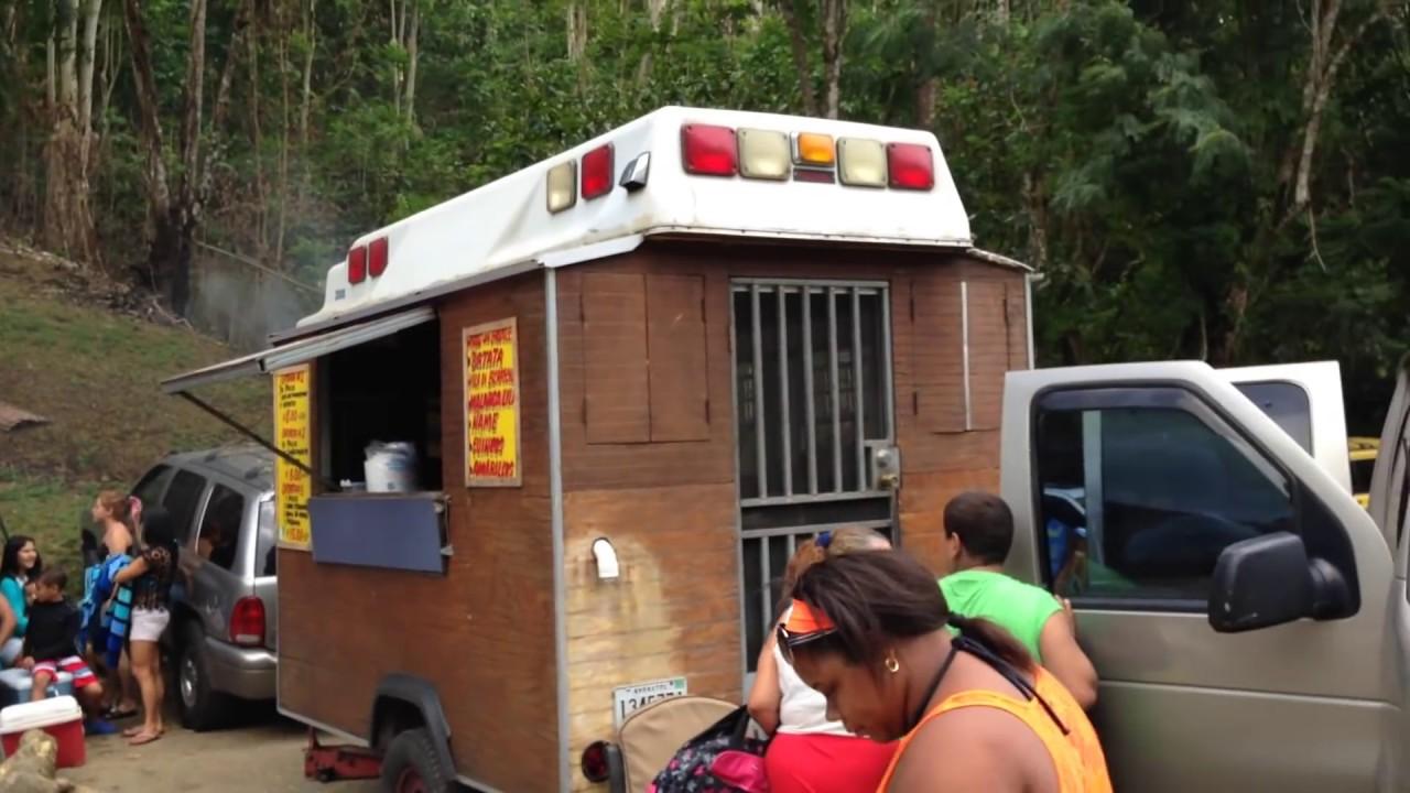 Trampolin de Madera del Rio de Caguas Caguas Puerto Rico