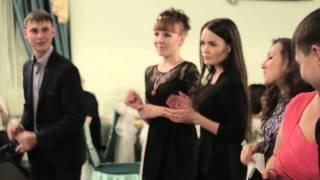 Песня на свадьбе. Поёт Татьяна Кунер. Снято командой ALEXEFF видео фото