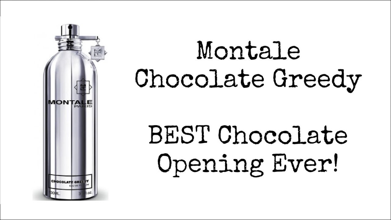 Montale Chocolate Greedy Review | Freshly Baked Brownies Anyone? - YouTube