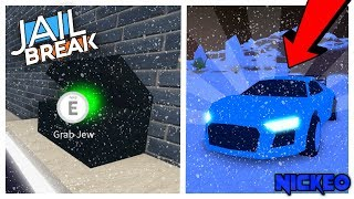 🔴 JAILBREAK INSANE NEW UPDATE SOON! | NEW ROBBERY!? | ROBUX GIVEAWAYS! | ROBLOX LIVE 🔴