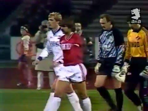 Спартак Москва - Динамо Киев (23.10.1989) Чемпионат СССР 1989. 29-й тур