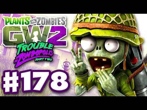Plants Vs Zombies Garden Warfare 2 Gameplay Part 178 All Gestures Pc Cp Fun Music