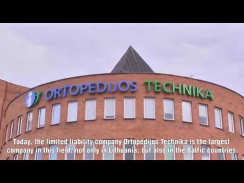 Ortopedijos technika  Orthopedic products  Braces   Orthoses   PrePreg    Custom made shoes
