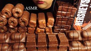 ASMR CHOCOLATE DESSERTS(CHOCO …