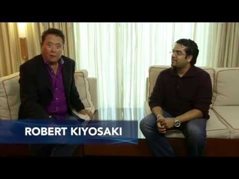Robert Kiyosaki Talk About Anik Singal Book