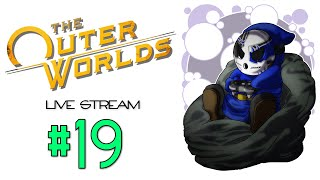 The Outer Worlds | Live Stream Ep.18 | Coming To Terms [Wretch Plays]