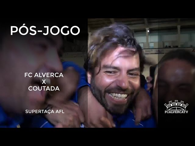 FC Alverca vs Coutada - Reações ao jogo