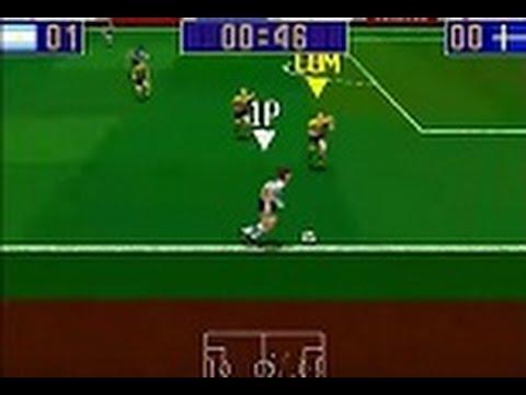 373d74e1a0c4 Virtua Striker (Rev A - Version 1994) - Play Through - Sega Model 2 ...