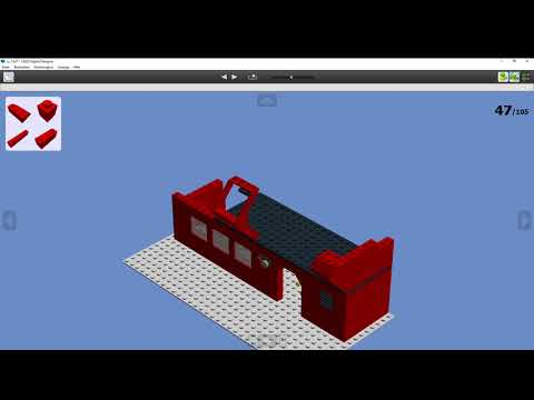 LDD-Bauplan