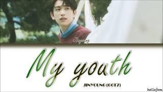 JINYOUNG (GOT7) - 'My Youth' Lirik (Sub Indo) (Color Coded Lyrics HAN|ROM|INDO)