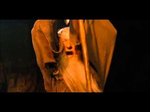 Seigneur des anneaux gandalf contre le balrog youtube - Tatouage seigneur des anneaux ...