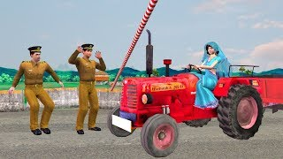 गांव की महिला ड्राइवर Village Lady Driver Funny Comedy Story हिंदी कहानि Hindi Kahaniya Comedy Video