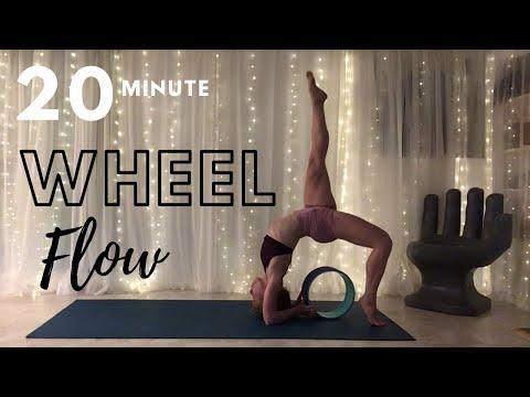 Yoga Wheel Vinyasa Flow