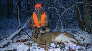 Hunting Pressured Whitetails - Rifle Deer Hunting - Buck Season Pennsylvania