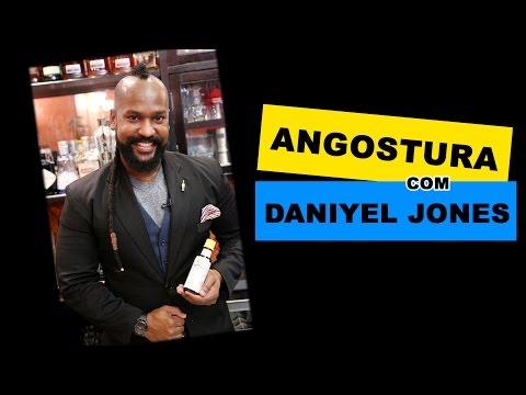 Angostura Bitter com Daniyel Jones - Reserva Especial