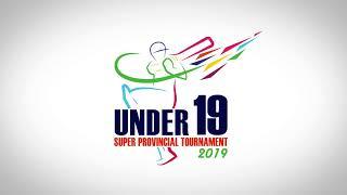 Team Colombo vs Team Dambulla - U19 Super Provincial 50 Over Tournament 2019