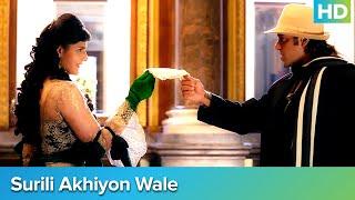 Surili Akhiyon Wale (Full Video Song)   Veer   Salman Khan & Zarine Khan   Rahat Fateh Ali Khan