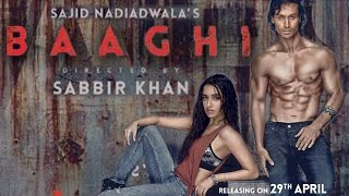 Baaghi: A Rebel for Love Trailer 2016   Tiger Shroff, Shraddha Kapoor   FIRST LOOK