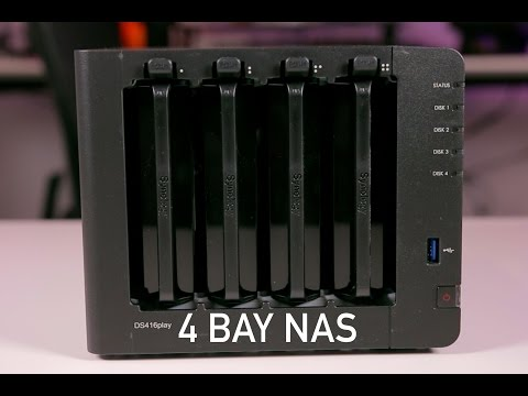 Best NAS Storage? - Synology DS416 Play!