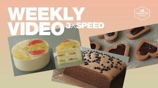 #24 일주일 영상 3배속으로 몰아보기 (과일 젤리 치…