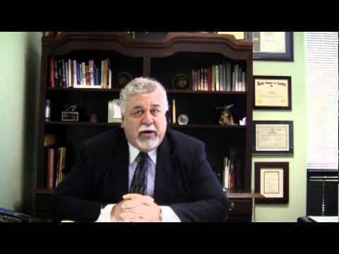 Attorney Holt talks about Financial aspect of Divorce