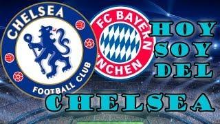 Bayern Munich - Chelsea   Final Supercopa Europa   PES 2013