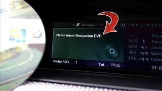 How To Update Navigation Maps On BMW E60 & E90 For IDrive