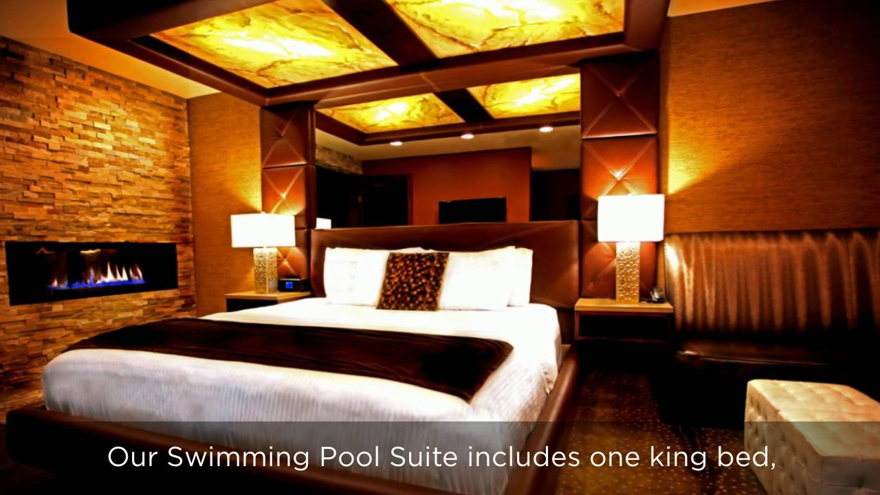 The Cl Swimming Pool Suite Plan A Private Chicago Overnight Stay Youtube