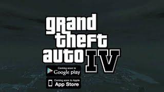 GTA 4 Android TRAILER [Rockstar Games]