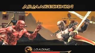 Mortal Kombat Armageddon - Meat Arcade Ladder