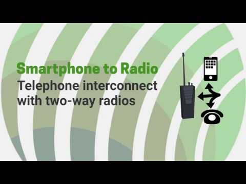Telephone Interconnect - Two-Way Radio Applications