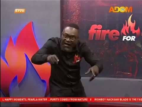 Fire 4 Fire on Adom TV (16-10-17)