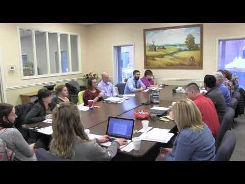 Lake County CHIP/CAC meeting 12-15-2016