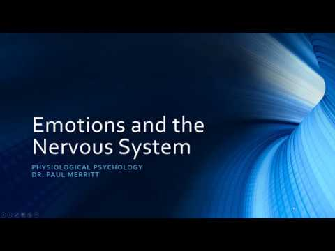 Emotions and the Nervous System