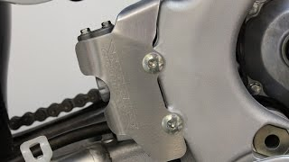 Works Connection-Rear Master Cylinder Guard
