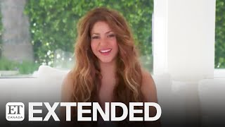 Shakira Talks New Single 'Don't Wait Up', Providing Her Kids With 'Normalcy' & More | EXTENDED