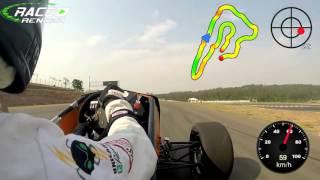 Auto cross Formula SAE Brasil E2014
