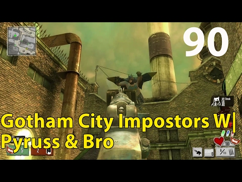 [90] GCI Bros (Gotham City Impostors) Channel Announcements