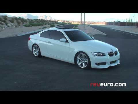 BMW 335I Convertible >> bmw 335i coupe test drive and walk around by reveuro - YouTube